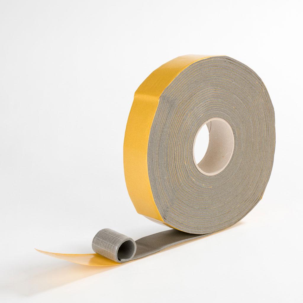 heizung sanit r kautschuk tape grau shop thi schaffeld. Black Bedroom Furniture Sets. Home Design Ideas